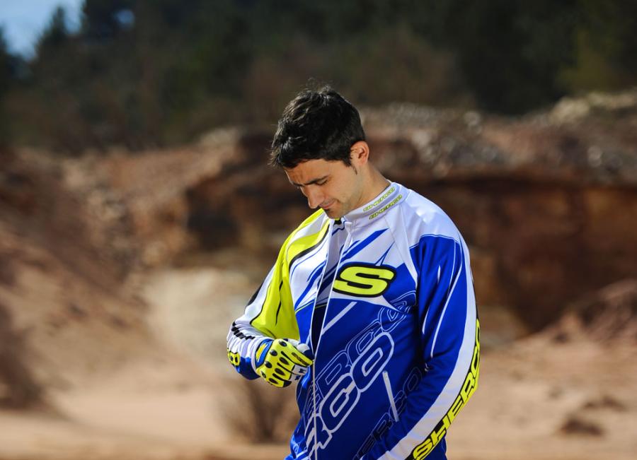 Nuova linea abbigliamento tecnico Enduro ufficiale Sherco 2015